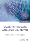 Image for Qualitative data analysis with NVivo