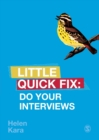 Image for Do your interviews