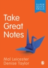 Image for Take great notes