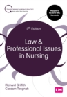 Image for Law and professional issues in nursing