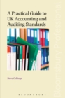 Image for A practical guide to UK accounting and auditing standards