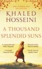 Image for A thousand splendid suns