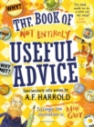 Image for The book of not entirely useful advice