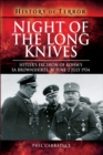 Image for Night of the long knives