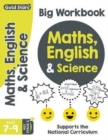 Image for Gold stars maths, english and science  : supports the national curriculumAges 7-9 key stage 2,: Big workbook