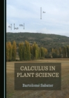 Image for Calculus in plant science