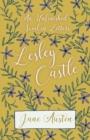 Image for An Unfinished Novel in Letters - Lesley Castle