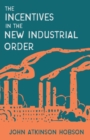 Image for Incentives in the New Industrial Order