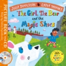 Image for The girl, the bear and the magic shoes