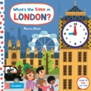 Image for What's the time in London?
