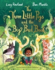 Image for The three little pigs and the big bad book