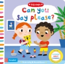 Image for Can you say please?  : learning about manners