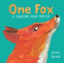 Image for One fox  : a counting book thriller
