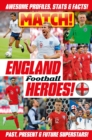 Image for England football heroes!