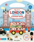 Image for My First Search and Find London Sticker Book