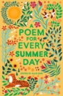 Image for A poem for every summer day