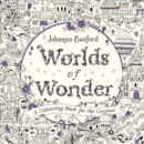 Image for Worlds of Wonder : A Colouring Book for the Curious