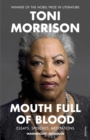 Image for Mouth full of blood  : essays, speeches, meditations