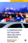 Image for A criminology of policing and security frontiers