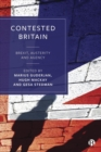 Image for Contested Britain  : Brexit, austerity and agency