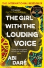 Image for The girl with the louding voice