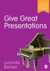 Image for Give great presentations