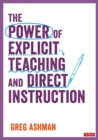 Image for The power of explicit teaching and direct instruction