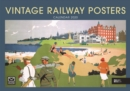Image for VINTAGE RAILWAY POSTERS NRM A4 2020