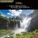 Image for Most Beautiful Places on Earth National Geographic Square Wall Calendar 2021