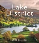 Image for Lake District Mini Easel Desk Calendar 2022