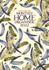 Image for Emma Bridgewater Blue Feather A3 Planner Calendar 2022