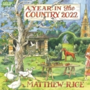 Image for Matthew Rice, A Year in the Country Square Wall Calendar 2022