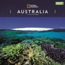 Image for Australia National Geographic Square Wall Calendar 2022