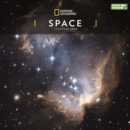 Image for Space National Geographic Square Wall Calendar 2022