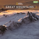 Image for Great Mountains National Geographic Square Wall Calendar 2022