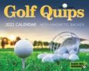 Image for Golf Quips Mini Box Calendar 2022