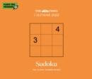 Image for Sudoku, The Times Box Calendar 2022