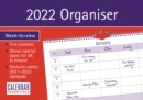 Image for Essential Family Organiser Week-to-View A4 Planner Calendar 2022
