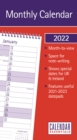Image for Essential Month-to-View Stubby Slim Calendar 2022