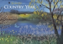 Image for Jo Grundy Country Year A4 Calendar 2022