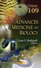 Image for Advances in Medicine & Biology : Volume 109