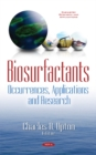 Image for Biosurfactants  : occurrences, applications and research