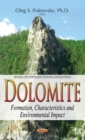 Image for Dolomite : Formation, Characteristics & Environmental Impact