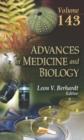 Image for Advances in Medicine and Biology : Volume 143