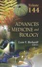 Image for Advances in Medicine and Biology : Volume 144