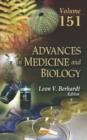 Image for Advances in Medicine and Biology : Volume 151