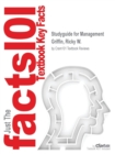 Image for Studyguide for Management by Griffin, Ricky W., ISBN 9781305501294