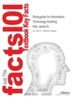 Image for Studyguide for Information Technology Auditing by Hall, James A., ISBN 9781133949886