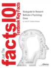 Image for Studyguide for Research Methods in Psychology by Elmes, ISBN 9781133290315