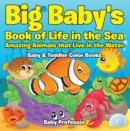 Image for Big Baby's Book of Life in the Sea: Amazing Animals that Live in the Water - Baby & Toddler Color Books